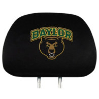 Baylor Bears Headrest Cover Set