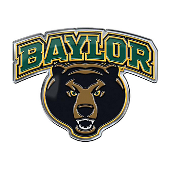 Baylor Bears Alternate Color Auto Emblem