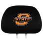 Oklahoma State Cowboys Headrest Cover Set