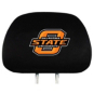 Oklahoma State Cowboys Headrest Cover Set