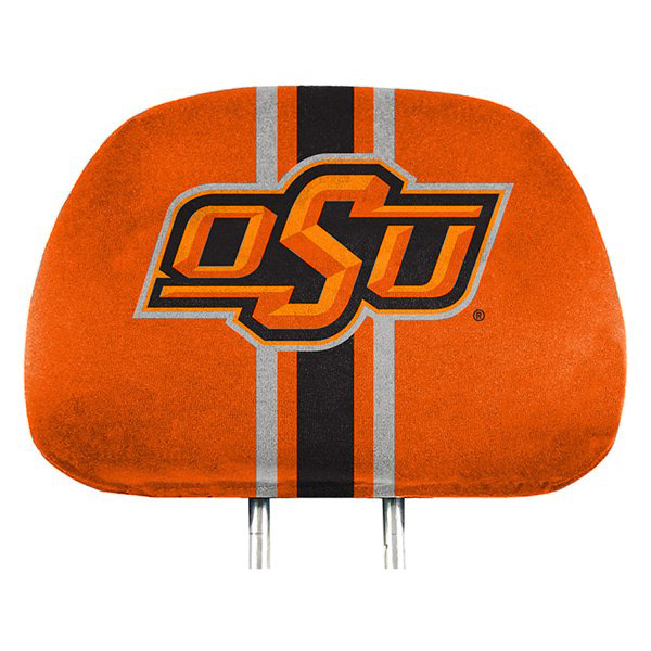 Oklahoma State Cowboys Printed Headrest Cover Set