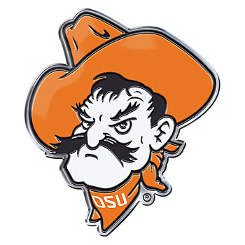 Oklahoma State Cowboys Alternate Color Auto Emblem
