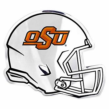 Oklahoma State Cowboys Helmet Emblem