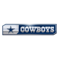 Dallas Cowboys Truck Emblem