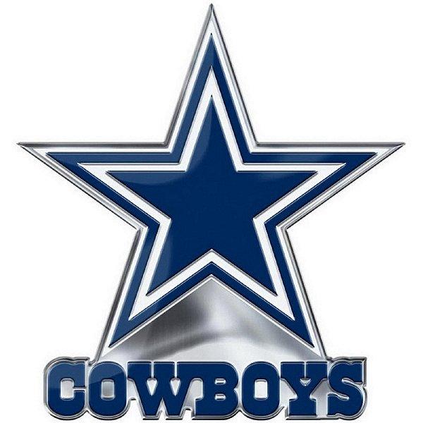 Dallas Cowboys Alternate Color Emblem
