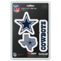 Dallas Cowboys 3-Pack Team Decal