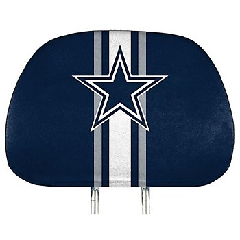 Dallas Cowboys Printed Headrest Cover