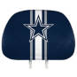 Dallas Cowboys Printed Headrest Cover
