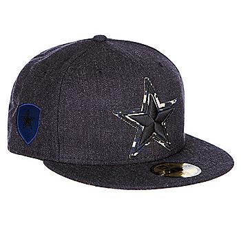 Dallas Cowboys New Era Navy Digi Camo 59Fifty Hat