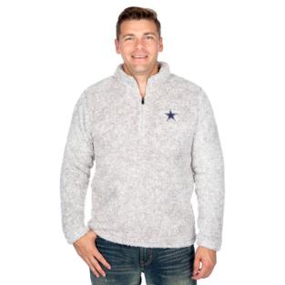 Dallas Cowboys Unisex Caspian Sherpa Pullover