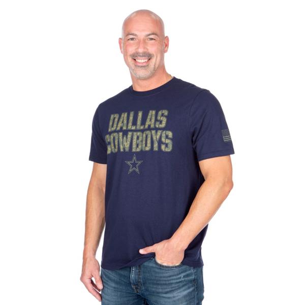 Dallas Cowboys Digi Woodland Tee