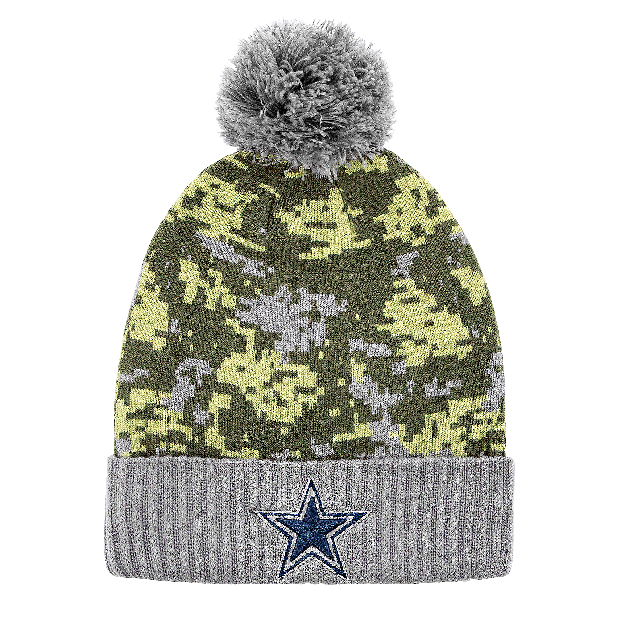 Dallas Cowboys Zulu Knit Hat