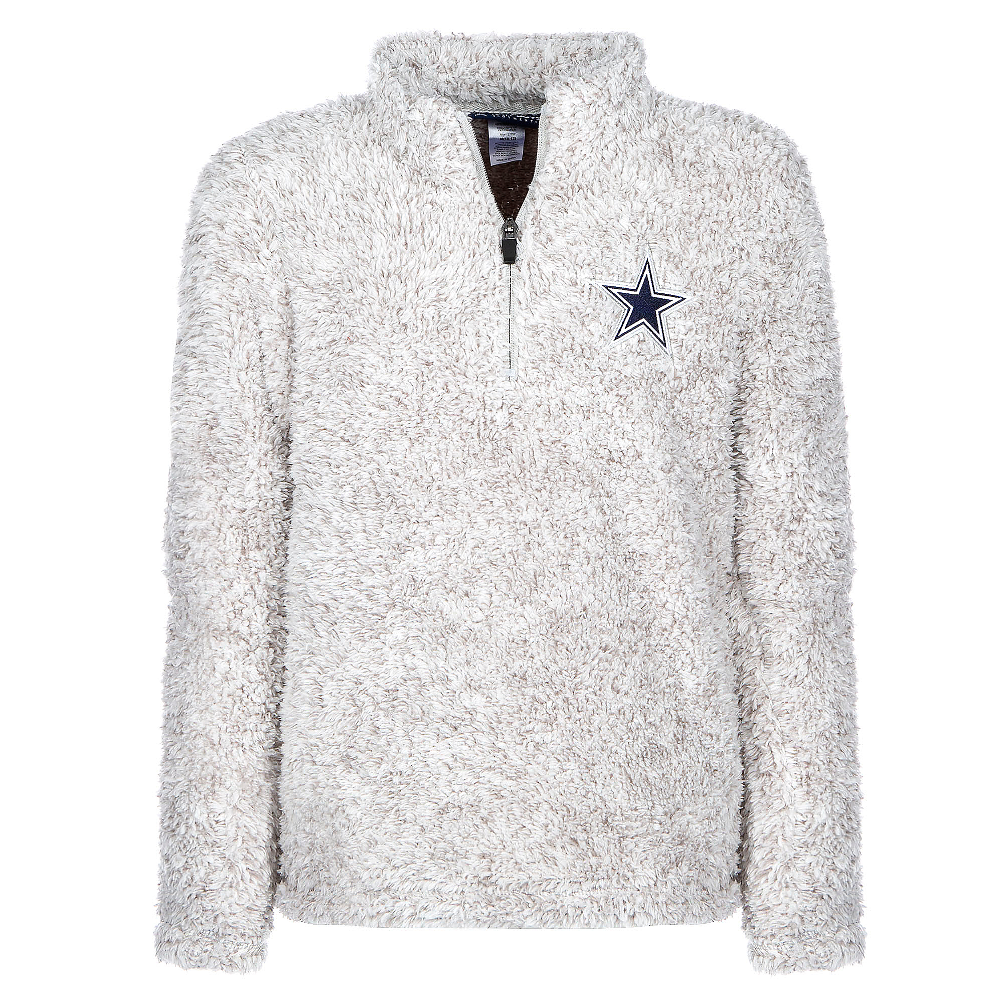 Dallas Cowboys Youth Caine Sherpa Pullover