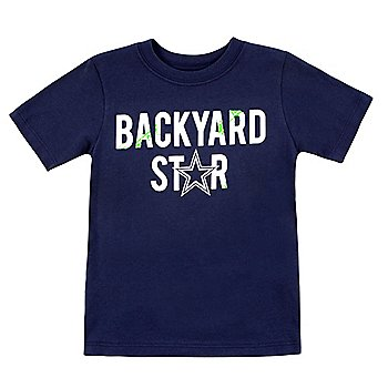 Dallas Cowboys Toddler Ezra T-Shirt