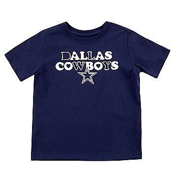 Dallas Cowboys Toddler Cassie T-Shirt