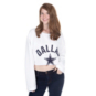 Dallas Cowboys PINK Extreme Crop Campus Crew