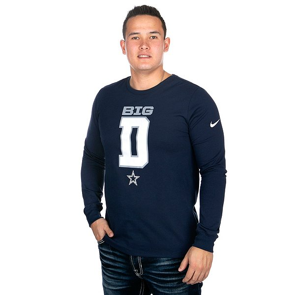 Dallas Cowboys Nike Local Lockup Long Sleeve T-Shirt