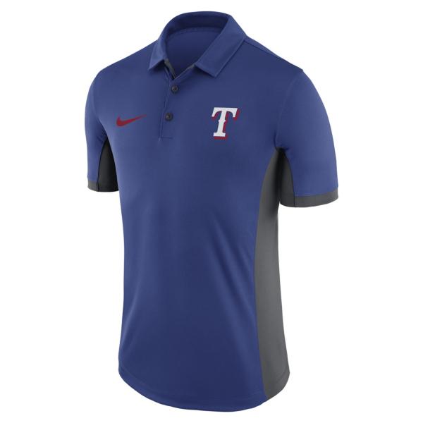 Texas Rangers Nike Franchise Polo