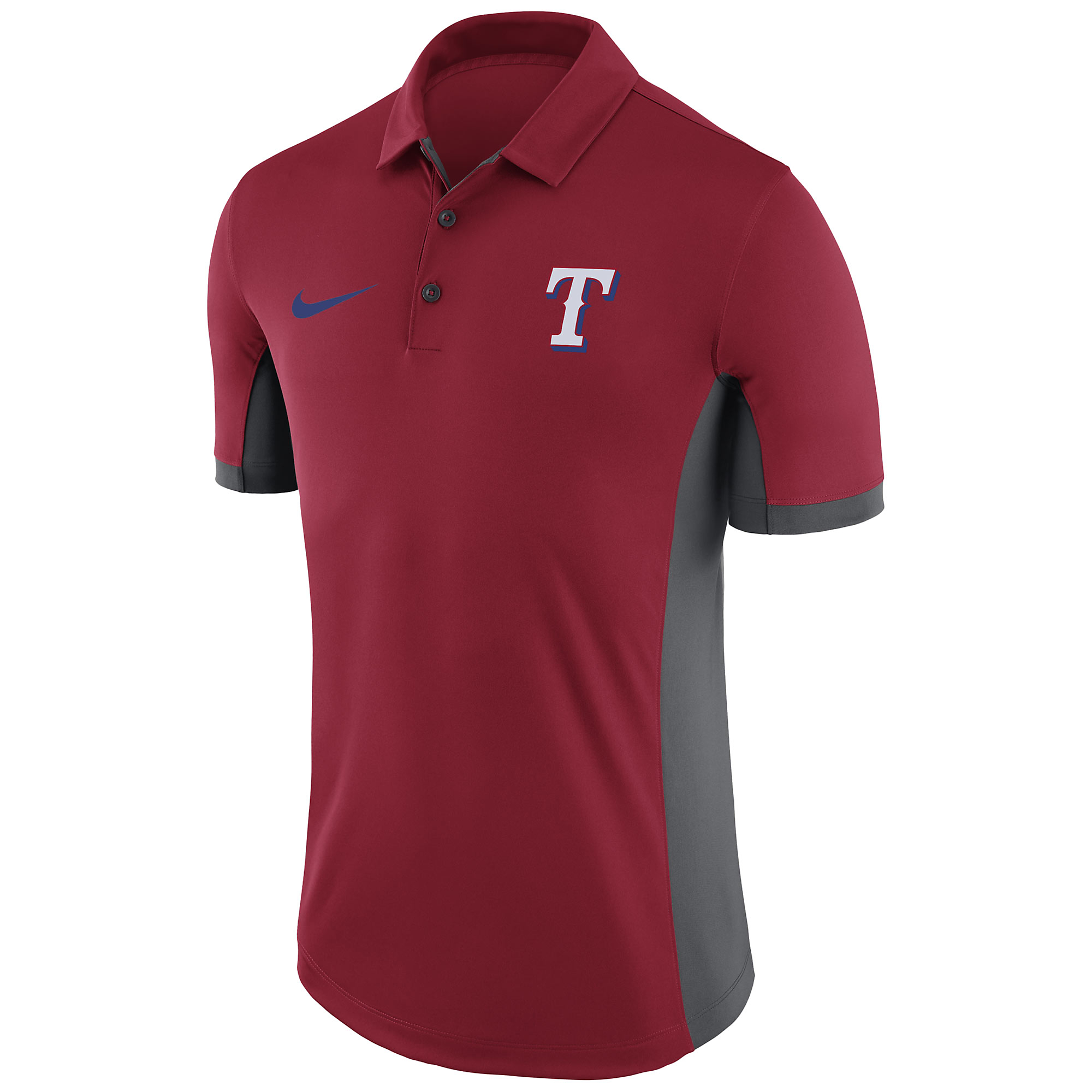 Texas Rangers Nike Red Franchise Polo