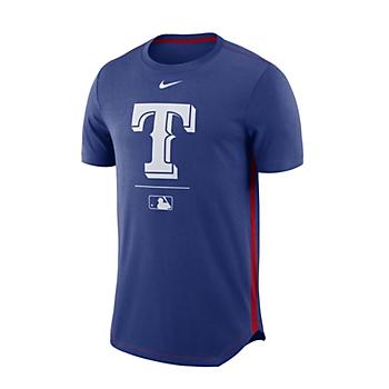 Texas Rangers Nike Dri-FIT Team Issue Tee