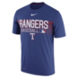 Texas Rangers Nike Legend Team Issue Short Sleeve Tee