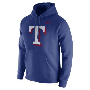 Texas Rangers Nike Franchise Logo Hoody