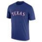 Texas Rangers Nike Legend Logo Tee
