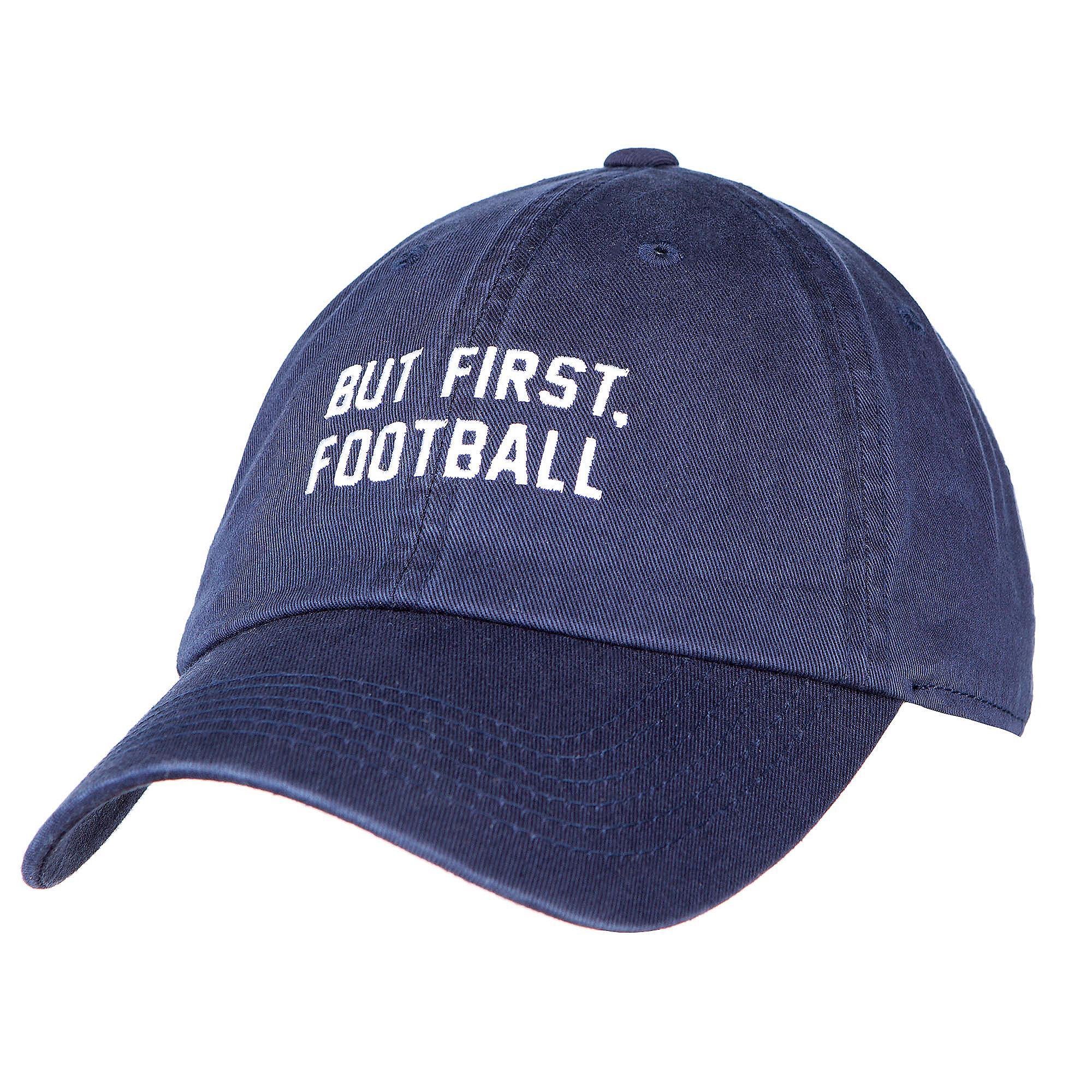 Dallas Cowboys But First Football Cap