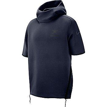 Dallas Cowboys Nike Sideline Home Half Sleeve Hoody
