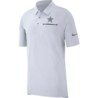 Dallas Cowboys Nike Sideline Home Coaches Polo