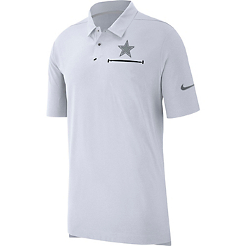 Dallas Cowboys Nike Sideline Home Coaches Polo 69461fbb8