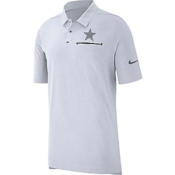 Dallas Cowboys Nike Sideline Home Coaches Polo