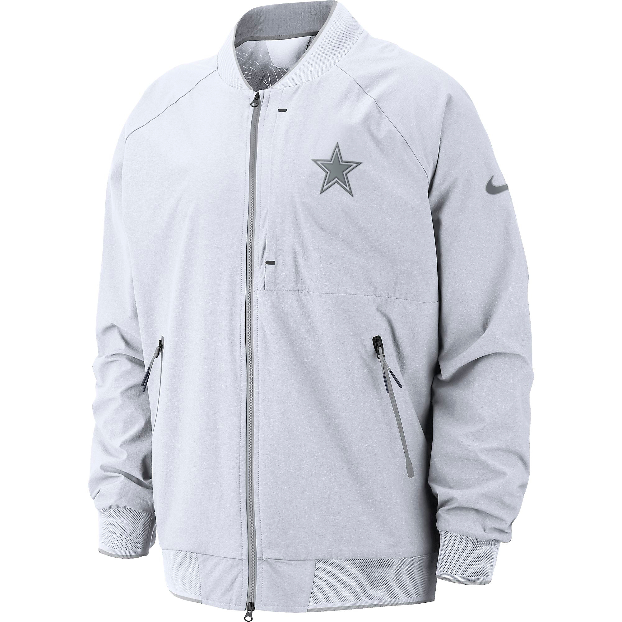 separation shoes c8c5d 02c9f Dallas Cowboys Nike Sideline Home Coaches Jacket