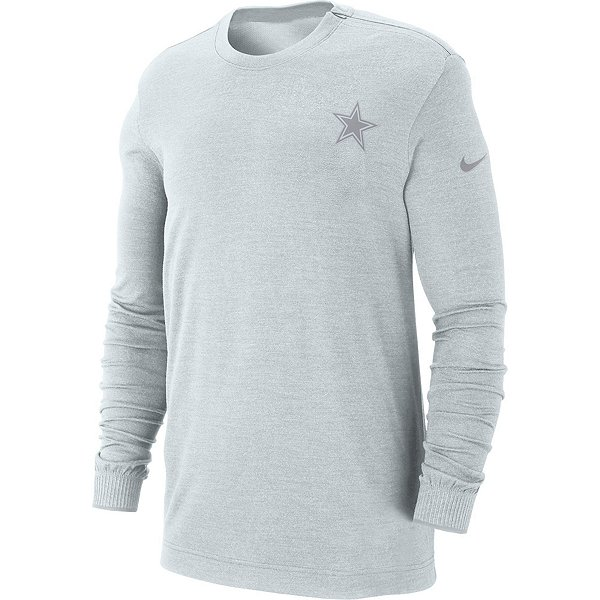 Dallas Cowboys Nike Mens Sideline Home Coaches Sweater