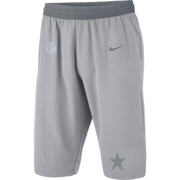 Dallas Cowboys Nike Sideline Away Players Short