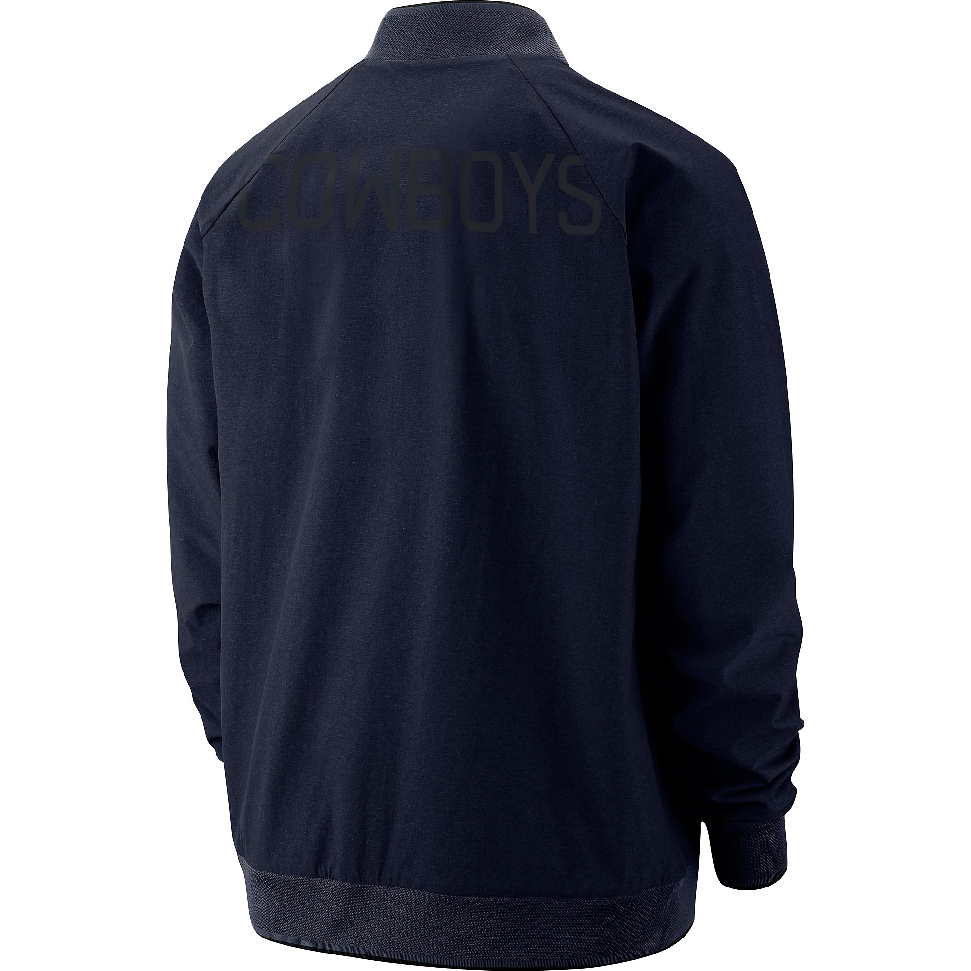 new products 9cdde 6c881 Dallas Cowboys Nike Sideline Away Coaches Jacket | Fans United
