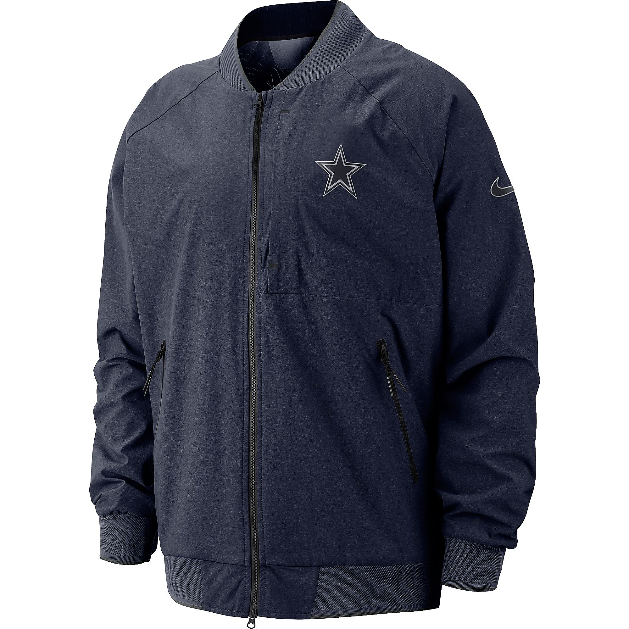Dallas Cowboys Nike Sideline Away Coaches Jacket