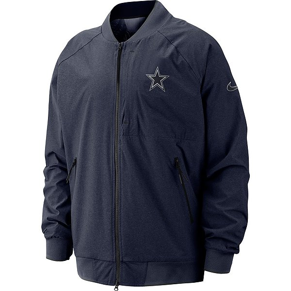 Dallas Cowboys Nike Sideline Away Coaches Jacket