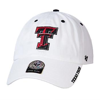size 40 f728e c253f Texas Tech Red Raiders 47 White Ice Cap