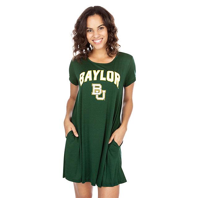 Baylor Bears Tee Shirt Dress