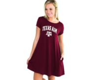 Texas A&M Aggies Tee Shirt Dress