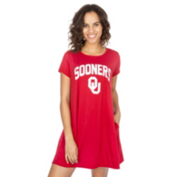 Oklahoma Sooners Tee Shirt Dress