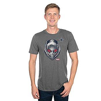 Dallas Cowboys MARVEL Ant-Man Face T-Shirt
