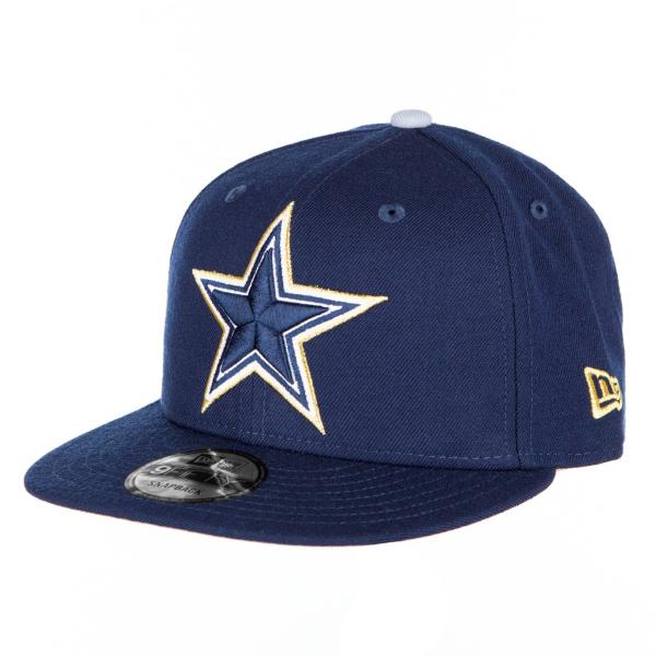 Dallas Cowboys New Era Triumph Turn 9Forty Hat