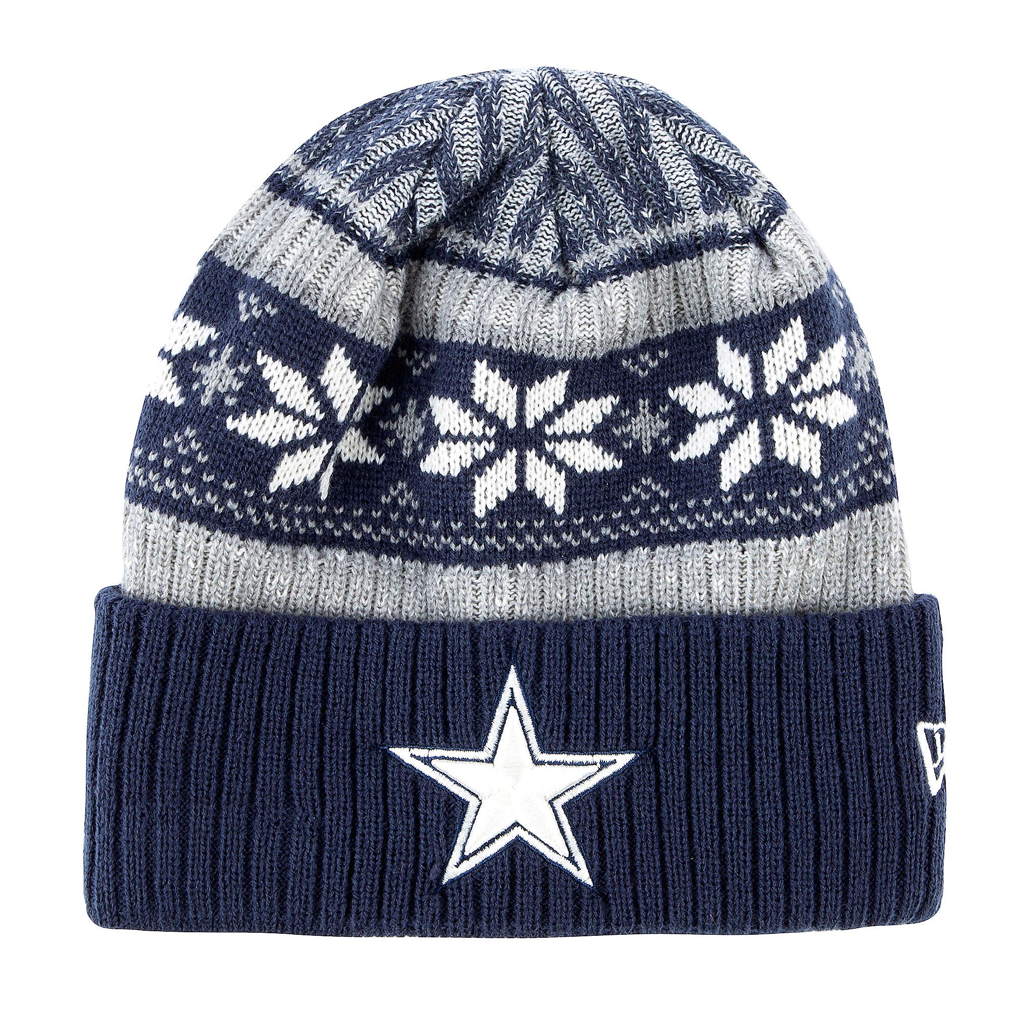 ... reduced dallas cowboys new era vintage cuff knit hat f5de3 16376 05ab082466c7