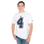 Dallas Cowboys Dak Prescott #4 Nike White Player Pride T-Shirt