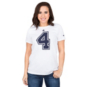 Dallas Cowboys Womens Dak Prescott #4 Nike White Player Pride Tee
