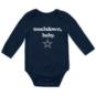 Dallas Cowboys Infant Touchdown Baby Long Sleeve Bodysuit