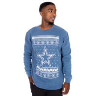 Dallas Cowboys Alta Gracia Unisex Star Sweater Crew
