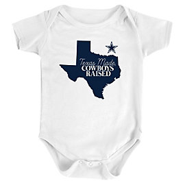 Dallas Cowboys Infant Texas Backyard Bodysuit